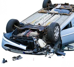 車の事故車修理