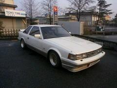 トヨタソアラの旧車シンプルにかっこいい