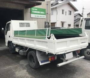 ダンプ改造岡山