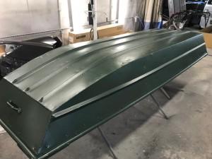 ヤマショーオートのボートカスタム3