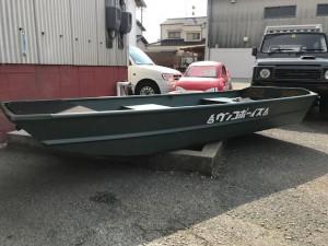 ヤマショーオートのボートカスタム4